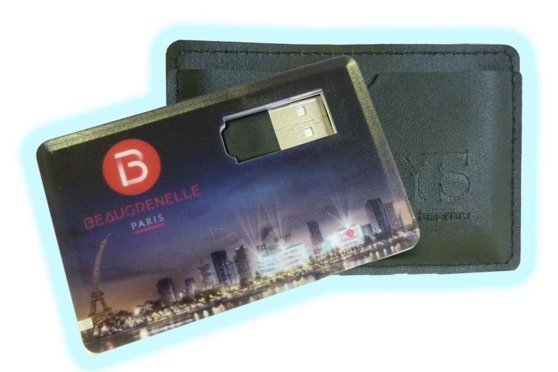 CLE USB CARTE DE CREDIT INVEST