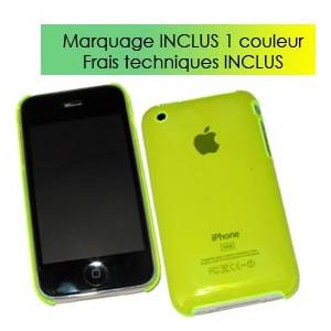 COQUE POUR IPHONE 3G PERRINE PUBLICITAIRE