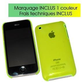 COQUE POUR IPHONE 3G PERRINE