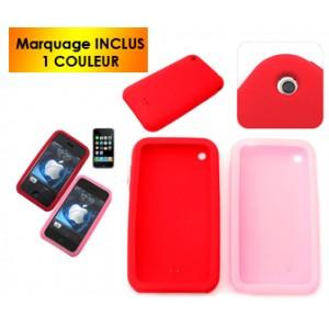 COQUE POUR IPHONE 3G ROSALIE PUBLICITAIRE
