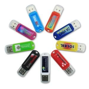 CLE USB QUADRI SPECTRA PUBLICITAIRE