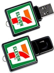 CLE USB MINI QUADRI AUSTIN