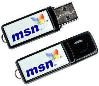 CLE USB QUADRI PALMIER