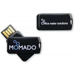 CLE USB QUADRI SMART TWIST PUBLICITAIRE