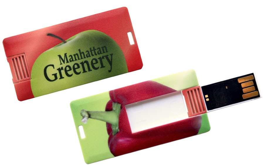 CLE USB QUADRI CARTE DE CREDIT MINI CARD