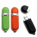 CLE USB SIMILI CUIR PUBLICITAIRE
