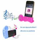AMPLIFICATEUR DE SON POUR IPHONE PUBLICITAIRE
