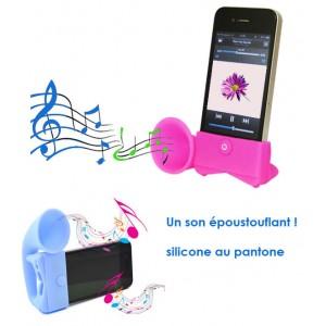 HAUT PARLEUR POUR IPHONE HORN PUBLICITAIRE