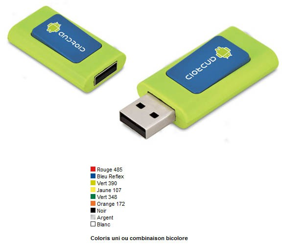 CLE USB RETRACTABLE GRANBY