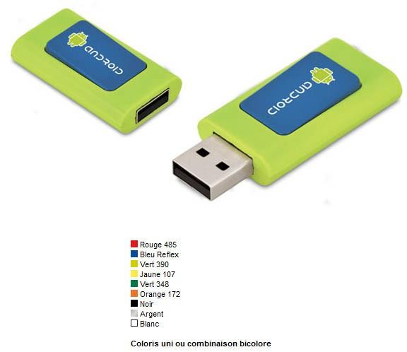 CLE USB RETRACTABLE GRANBY
