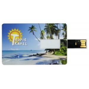 CLE USB CARTE DE CREDIT GLORIA PUBLICITAIRE