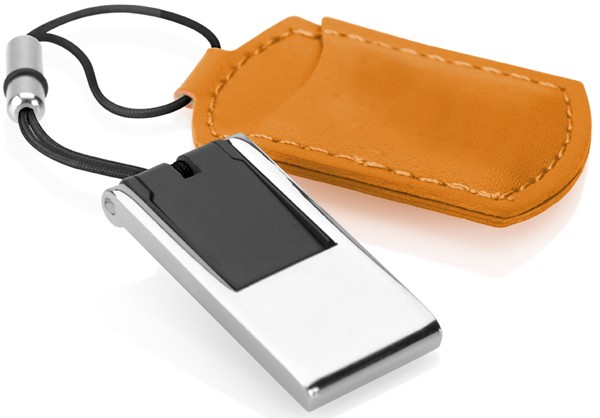 MINI CLE USB AVEC ETUI SIMILI CUIR