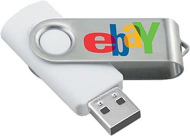 CLE USB QUADRI TWISTER