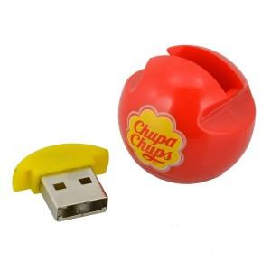 CLE USB BOULE EUREKA PUBLICITAIRE