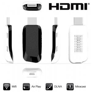 CLE HDMI POLAROID PUBLICITAIRE