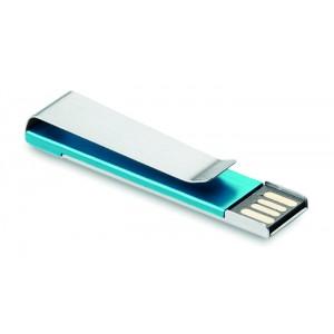CLE USB CLIP FLASH PUBLICITAIRE