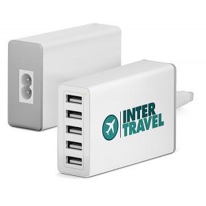 HUB USB 5 PORTS NINA PUBLICITAIRE