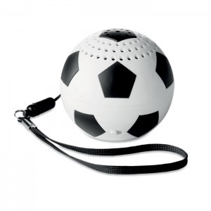 HAUT PARLEUR BLUETOOTH BALLON FOOTBALL PUBLICITAIRE