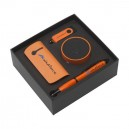WELCOME PACK POWER BANK ENCEINTE CLE USB STYLO STYLET PUBLICITAIRE