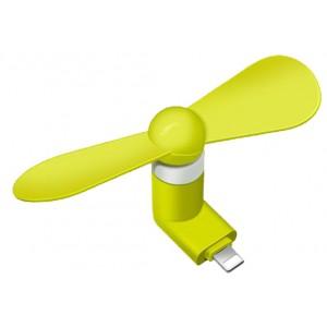 VENTILATEUR AVEC PRISE USB FAN PUBLICITAIRE