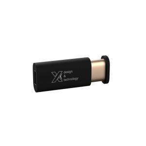CLE USB RUBBER TRAITEMENT ANTIBACTERIEN PUBLICITAIRE