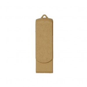 CLE USB CARTON RECYCLE WENDY PUBLICITAIRE