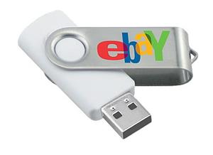 clé usb avec logo